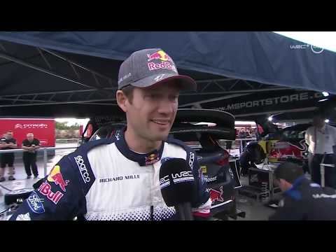 WRC - Rally Australia 2018: INTERVIEW Ogier ahead of SS19