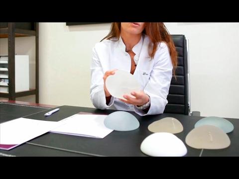 No baja el hinchazón del pecho después de mammoplastiki