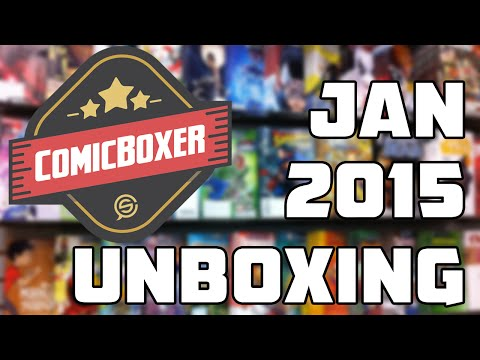 comicboxer video