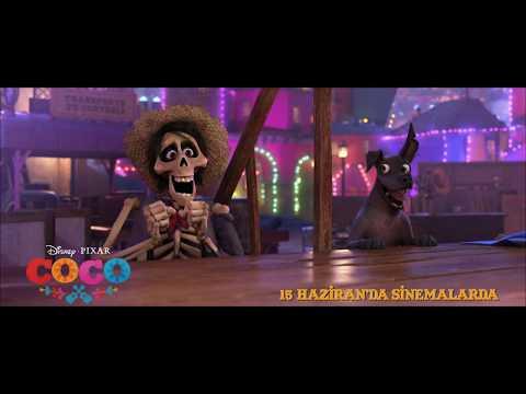 Disney Pixar dan Coco I Yeniden Sinemalarda