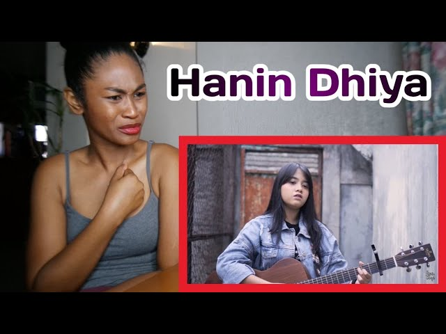 Someone You Loved Lewis Capaldi Cover By Hanin Dhiya Reaction