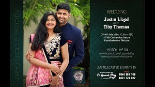 JUSTIN weds TIBY | Wedding | 04.07.2018 | La Grande Day Events