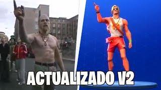 NUEVOS BAILES DE FORTNITE EN LA VIDA REAL - NEW DANCES IN REAL LIFE (update)