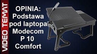 Stolik pod laptopa Modecom P 10 Comfort - Opinia i Test