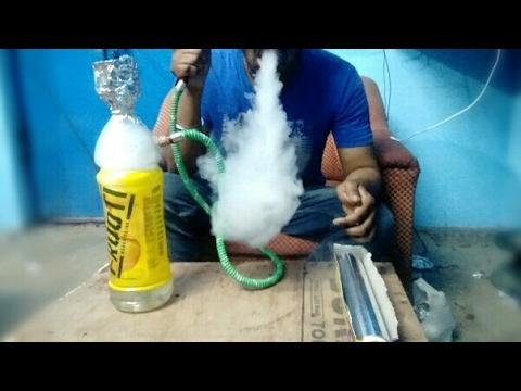 Как сделать кальян из пластиковой бутылки