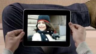 apple ipad - рекламное видео