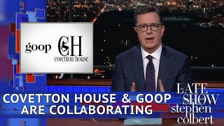 Covetton House And Goop Collaborate (For The Schools!)
