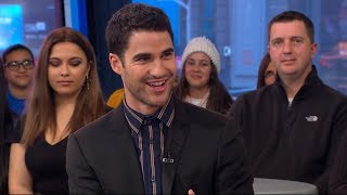 Darren Criss opens up about playing a serial killer in the 'Versace' series - dooclip.me