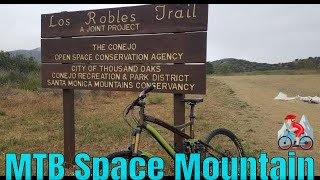 Los Robles/Space Mountain Trail Thousand Oaks Ca.