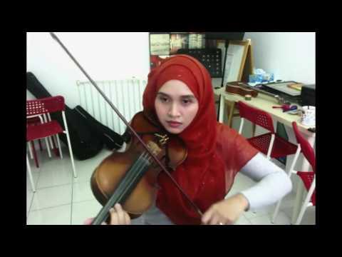 Sufian Suhaimi - Terakhir ( Violin by Endang Hyder )