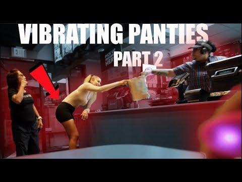 Vibrating Panti3s Prank Part 2 (DRIVE-THRU Edition)