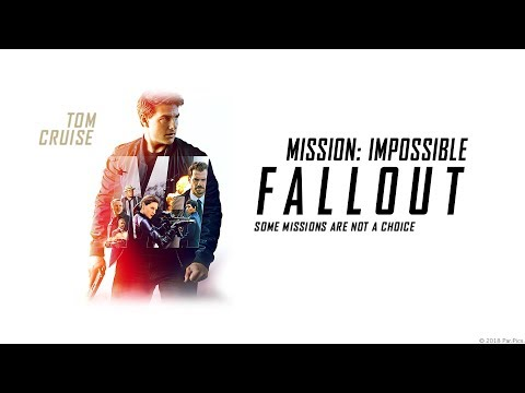 Tom Cruise in bioscoop De Meerpaal in 3D-film 'Mission Impossible Fallout'