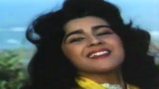 Alka Yagnik's Main Teri Tu Mera - C.I.D - HQ - YouTube