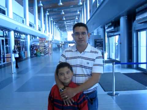 A family from Mexico