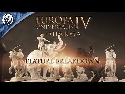 Europa Universalis IV: Dharma - Feature Breakdown thumbnail