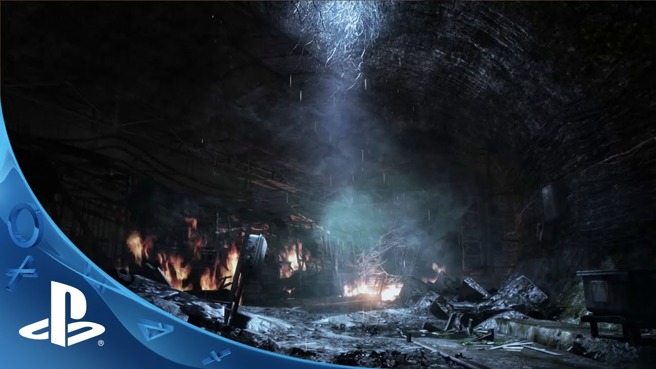 Metro Redux Out Today on PS4