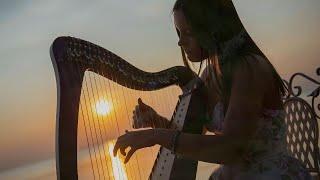 Heavenly Harp Instrumental Peaceful Harp Musica De Fondo Para Relajarse