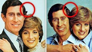 Charles and Diana'nın Her Fotoğrafı Aynı Yalanı Söyledi