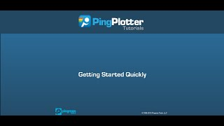 PingPlotter video