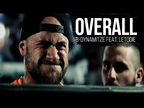 B-Dynamitze - Overall Feat. LetoDie (CLIPE OFICIAL)