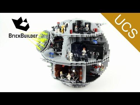 Vidéo LEGO Star Wars 75159 : L'Étoile de la Mort