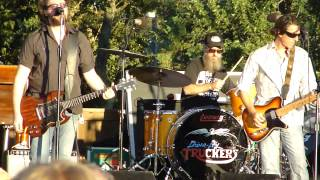 Play it all Night Long Drive By Truckers Live Floydfest Floyd Virginia July 27 2012