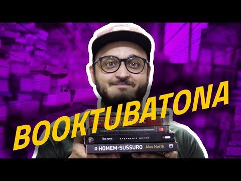 O que eu vou ler na BOOKTUBATONA | Menino Que Lê