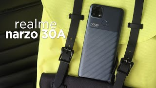 Realme Narzo 30A Unboxing and Hands-On