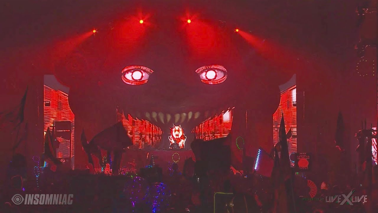 Kayzo - Live @ Slaughterhouse Stage, Escape Halloween Psycho Circus 2018