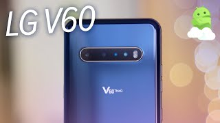 The LG V60 ThinQ 5G is a cheaper, quirkier S20 alternative