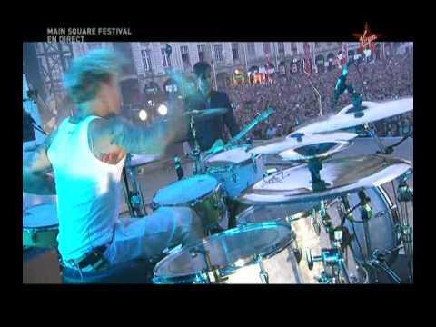 Placebo Kitty Litter Main Square Festival 2009