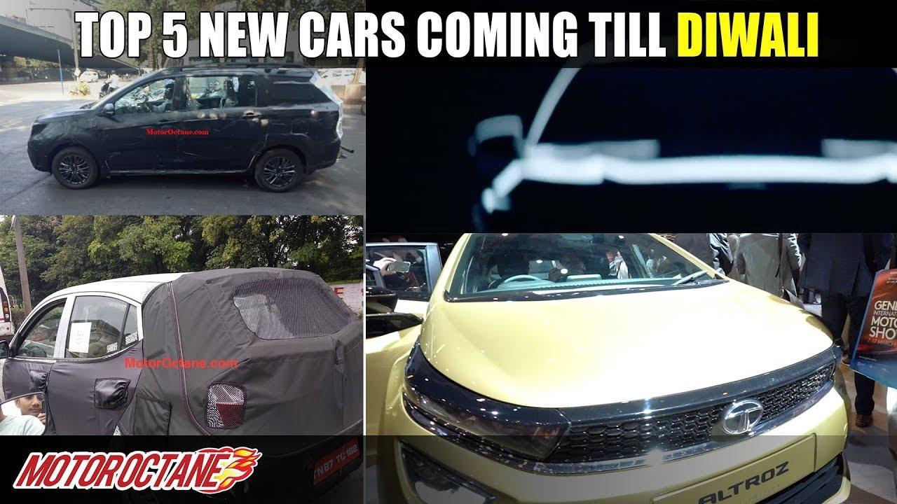 Motoroctane Youtube Video - Top 5 New Cars to wait for this Diwali | Hindi | MotorOctane