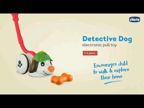 כלב בלשים - Detective Dog