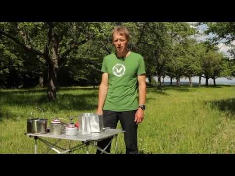 Die richtige Kocher Methode für Outdoor und Camping - Video zur Kocher Kaufberatung