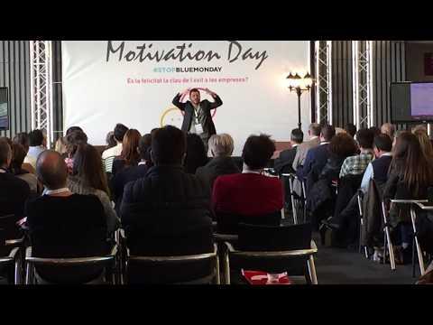 Actuacion para 170 empresarios. Motivation day