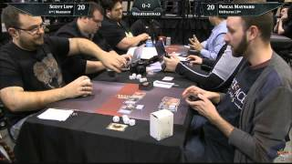 GP Omaha 2015 Quarterfinals