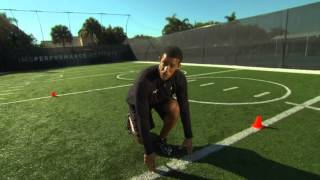 Linear Acceleration-Footwork, Agility & Acceleration Series by IMG Academy (4 of 6)