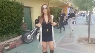 O som ecoou e fui ver de onde vinha. Encontrei o Festival Echo Park Rising, em Los Angeles.