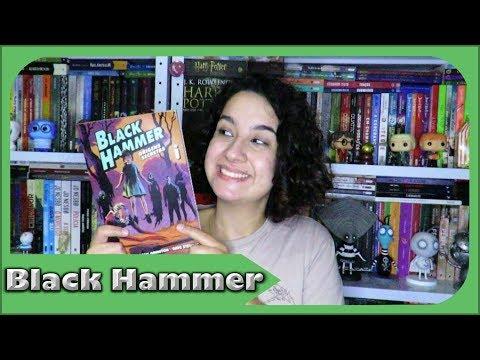 Black Hammer - Volume 1 | Cultura e Pro?xima Leitura