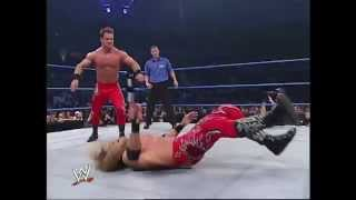 Kurt Angle & Chris Benoit vs. Edge & Rey Mysterio: SmackDown, Nov. 7, 2002