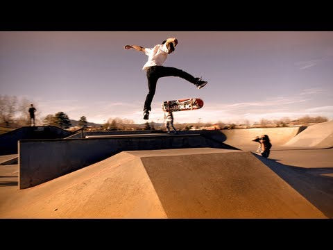 Raphael Sanboh - Clement Skatepark, CO - November, 2012