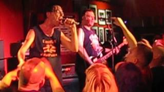 The Subhumans - Religious Wars - 100 Club London Jan 11th 2017