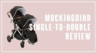 Mockingbird Double Stroller Review – Budget-Friendly Twin Stroller 2020