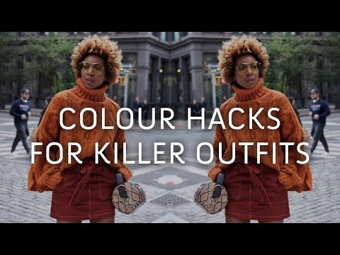HOW TO MASTER COLOUR | MIX COLOURS LIKE A BOSS