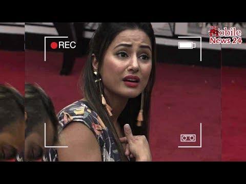 Bigg Boss में हिना खान ने पत्रकार को कहा अपनी औकात मत भूलो