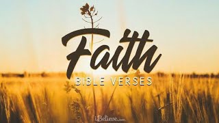 Bible Verses For Faith | Scriptures On Faith | Bible Quotes About Faith And Hope | Words In English