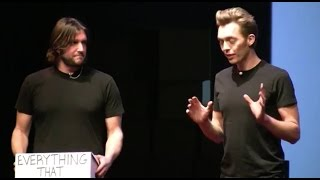 A rich life with less stuff | The Minimalists | TEDxWhitefish | Kholo.pk