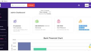 How To Create Banking Website