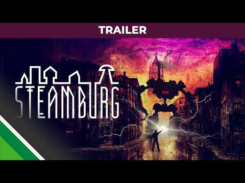 Steamburg Trailer thumbnail