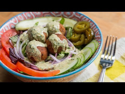 Make These Homemade Falafel With The Tasty App